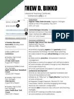 mdb resume