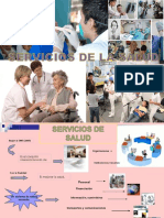 Servicios de La Salud