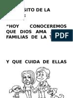 Ficha Religion La Familia de Jesús