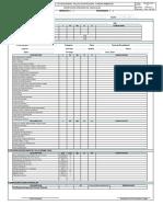 SSOMA-F023 Inspección Preventiva Vehicular