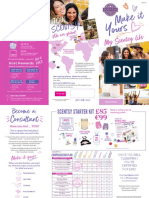 Host Join Scentsy UK 2018