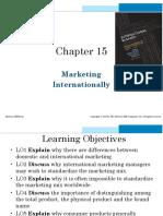 IIB - Slides - Marketing Internationally - Lesson 10