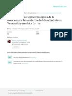 Aspectos Clinico-epidemiologicos de La Toxocariasi