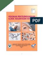Buku+Pedoman+Penyelenggaraan+Klinik+Kecantikan+Estetika+rev.+PERDOSKI+Juni+2014.doc