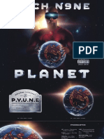 Digital Booklet - Planet (Deluxe Edi