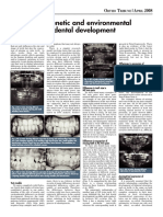 Dental Development