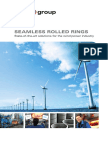 P-335E Seamless Rolled Rings