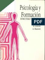 Psicologia y Formacion - Amedeo Cencini