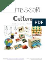 Cahier de Presentations Culture