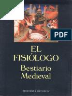 El fisiologo. Bestiario medieval.pdf