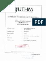 Biopharm Final Exam 2