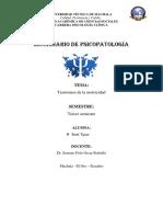 Diccionario de Psicopatología