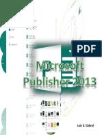 Manual Publisher 2013
