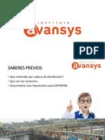 CADENA LOGISTICA EXP IMP AVANSYS.pptx