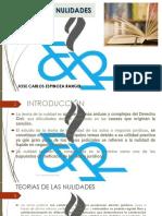CLASE 8 - TEORIA DE LAS NULIDADES -.pptx