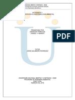 Unidad I Introducción a La Microbiología Ambiental