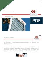 Tipos de Sociedades en Chile