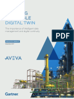 Industry Insight Creating a Reliable Digital Twin
