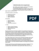 Factores Antinutricionales de Las Leguminosas