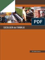 Antología sociología del trabajo