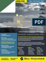 Sea Machines 300 Brochure 2017