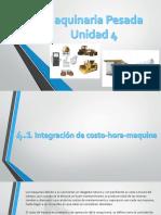 Unidad 4 Maquinaria Pesada