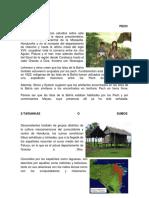 Entnias en Centro Amercia