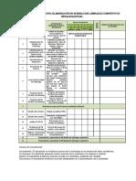 Plan de Seguimiento Esquema de Producto- Rubrica de Liderazgo y c