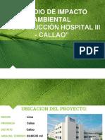 Eia Hospital Callao III