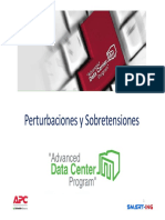 9 Curso APC ADCP Perturbaciones y Sobretensiones