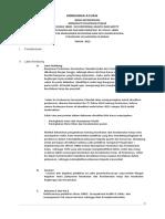 KERANGKA ACUAN PELATIHAN OHSAS.doc