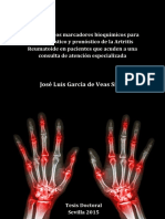 Tesis Artritis Reumatoide