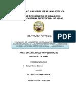 Proyecto de Tesis