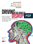 Driving the Road to Disruption
