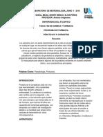 Informe 8. Parasitos