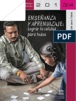 Enseñanza y Aprendizaje Educación Para Todos