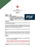 AF117 SOLUCION -Economía Empresarial 201702 EFbc