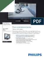 TV Philips Folleto