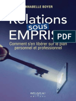 Relations sous emprise - Annabelle Boyer.epub