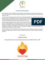 Proyecto Corazc3b3n en Fuego Es