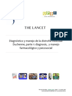 Standards of Care for DMD Lancet Spanish