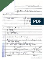 Fundamental Principles & Vector Algebra, Calculus.