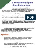 Equa Fundamental para maquinas hidraulicas.pptx