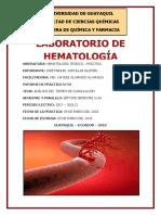 Hemato 10 t. Coagulacion