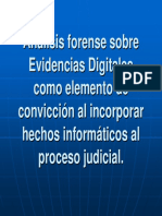Análisis forenses