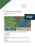 Hunter-Kolb & Kolb Brothers Losing Bid