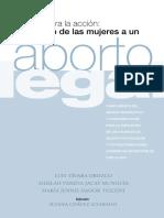Apuntes Aborto Legal Tavara