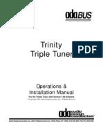 ADA Trinity Manual