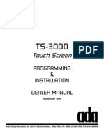 Ada Ts-3000 Manual
