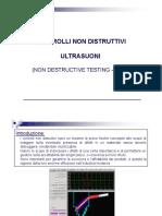 PAMS Lezione 7 Ultrasuoni